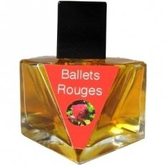 Ballets Rouges von Olympic Orchids Artisan Perfumes