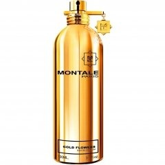 Gold Flowers by Montale