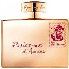 Parlez-moi d'Amour Gold Edition by John Galliano