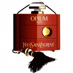 Opium (1977) (Parfum) by Yves Saint Laurent