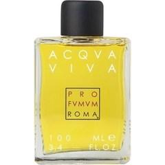 Acqua Viva von Profumum Roma