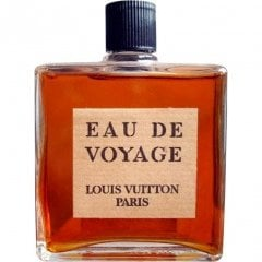 Eau de Voyage (1980) by Louis Vuitton