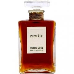Privilège von Pierre Dune