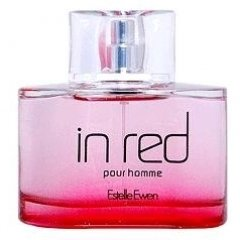 In Red pour Homme by Estelle Ewen