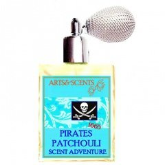 Pirates Patchouli 1665 by Arts&Scents