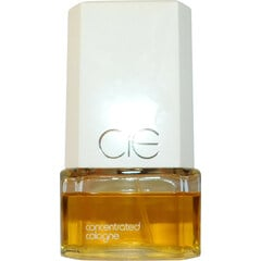 Cie (Concentrated Cologne) by Shulton