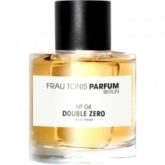 № 04 Double Zero by Frau Tonis Parfum