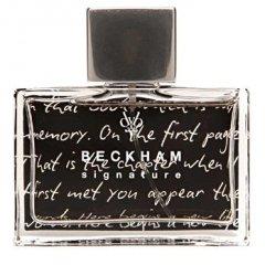 Signature Story Men (Eau de Toilette) von David Beckham