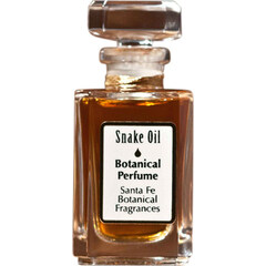 Snake Oil (1989) by Santa Fe Botanical Fragrances