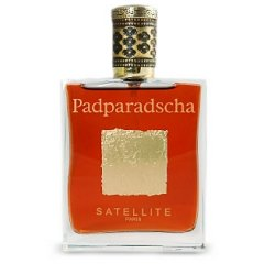 Padparadscha by Satellite