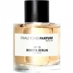 № 18 Bogota Berlin (Eau de Parfum) by Frau Tonis Parfum