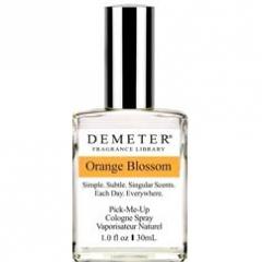 Orange Blossom von Demeter Fragrance Library / The Library Of Fragrance