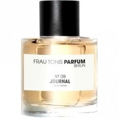 № 09 Journal by Frau Tonis Parfum