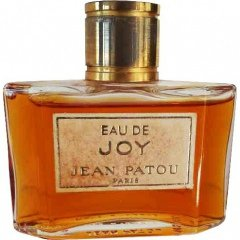 Eau de Joy by Jean Patou