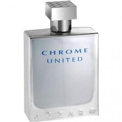 Chrome United Collector Edition by Azzaro / Parfums Loris Azzaro