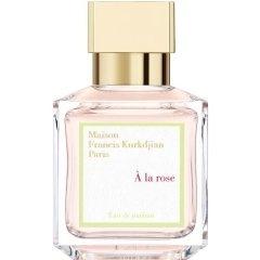 À la Rose (Eau de Parfum) von Maison Francis Kurkdjian