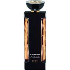 Noir Premier - Élégance Animale 1989 by Lalique