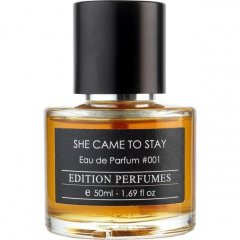 She Came To Stay by Timothy Han Edition Perfumes