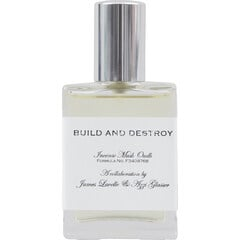 Build and Destroy - Incense Musk Oudh von The Perfumer's Story by Azzi