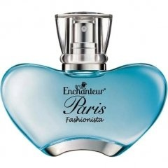 Paris Fashionista von Enchanteur