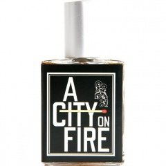 A City On Fire von Imaginary Authors