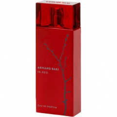 In Red (Eau de Parfum) von Armand Basi