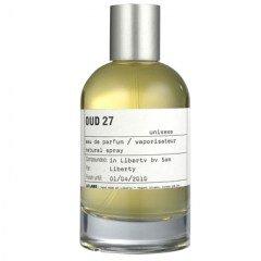 Oud 27 (Eau de Parfum) by Le Labo