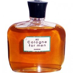 80° Cologne for Men von Gandini