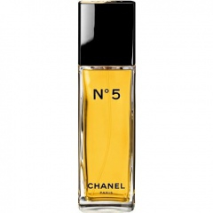 N°5 (Eau de Toilette) by Chanel