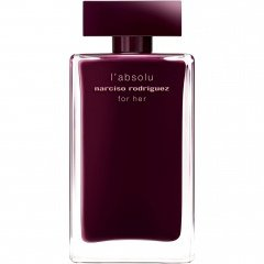 For Her L'Absolu von Narciso Rodriguez