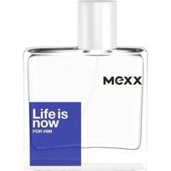 Life is Now for Him (Eau de Toilette) by Mexx