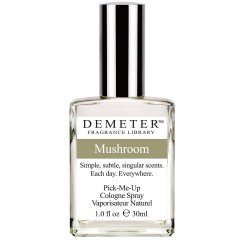 Mushroom von Demeter Fragrance Library / The Library Of Fragrance