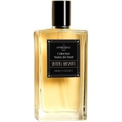 Notes de Fond - Santal-Basmati von Affinessence