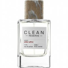 Clean Reserve - Amber Saffron by Clean