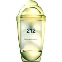 212 Summer Cocktail by Carolina Herrera