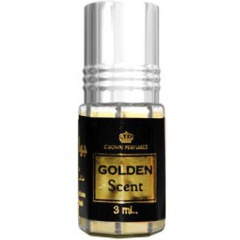 Golden Scent by Al Rehab