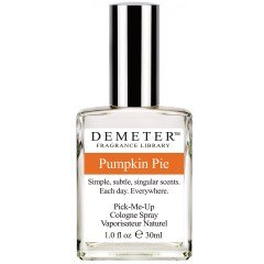Pumpkin Pie von Demeter Fragrance Library / The Library Of Fragrance