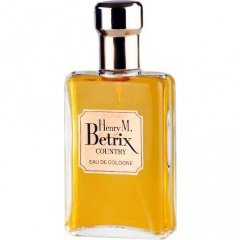 Country (Eau de Cologne) by Henry M. Betrix