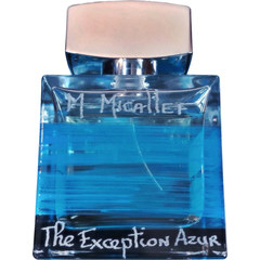 The Exception Azure by M. Micallef