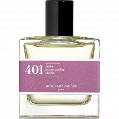 401 Cèdre Prune Confite Vanille von Bon Parfumeur