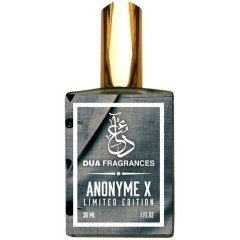 Anonyme X by Dua Fragrances