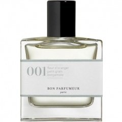 001 Fleur d'Oranger Petit Grain Bergamote by Bon Parfumeur