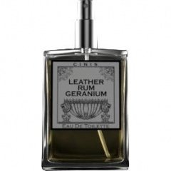 Leather Rum Geranium by CinisLabs