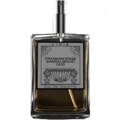 Frankincense Sandalwood Oud by CinisLabs