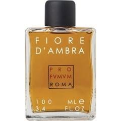 Fiore d'Ambra by Profumum Roma