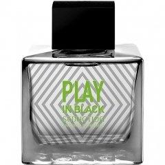 Play In Black Seduction by Antonio Banderas