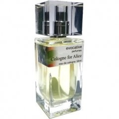 Cologne for Alice von Evocative Perfumes