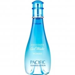 Cool Water Woman Pacific Summer Edition by Davidoff