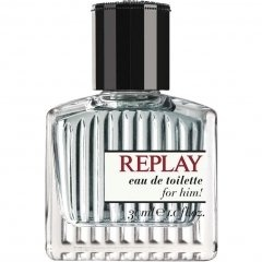 Replay for Him! (Eau de Toilette) by Replay