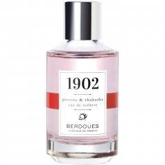 1902 - Pivoine & Rhubarbe by Berdoues